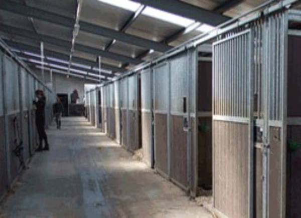 Horse boarding facilities